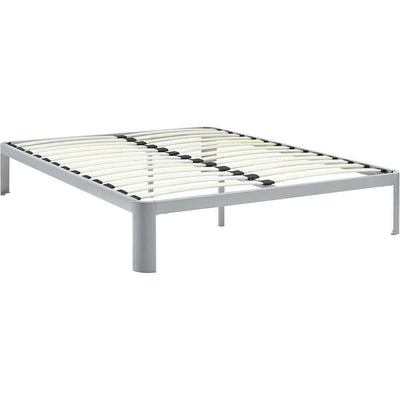 Clavell Bed Gray