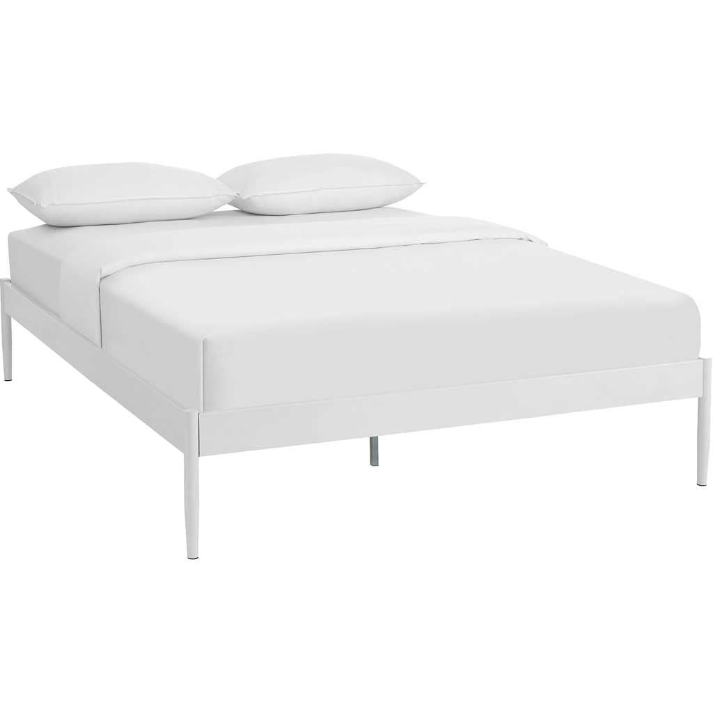 Eyre Bed White