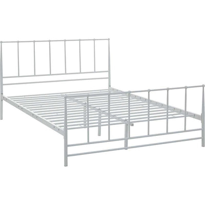 Edison Bed White