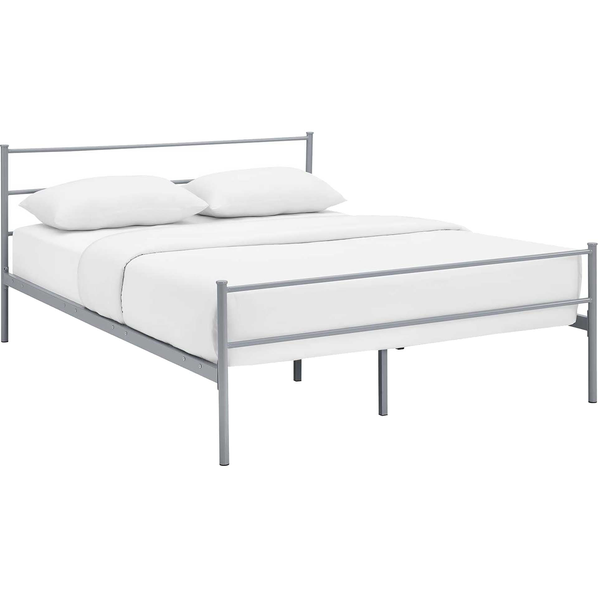 Adalina Bed Frame Gray