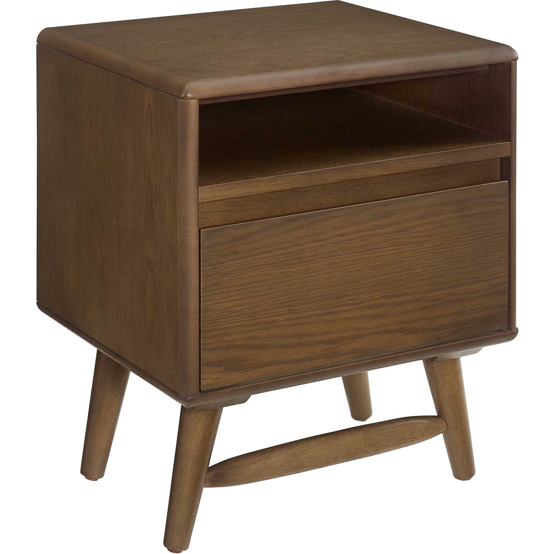 Trevor Wood Nightstand Chestnut