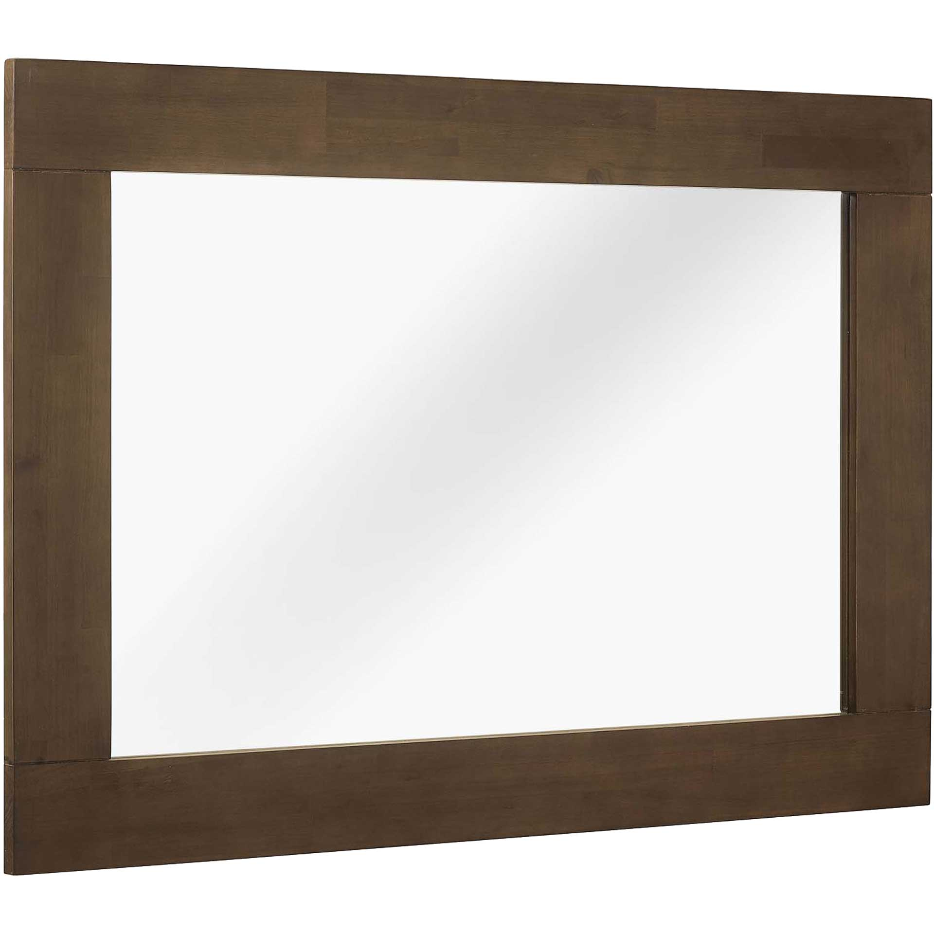 Elliot Frame Mirror Walnut