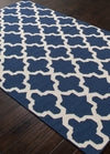 Maroc Aster True Navy Area Rug