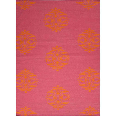 Maroc Nada Canterbury/Orange Area Rug