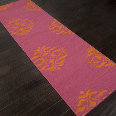 Maroc Nada Canterbury/Orange Runner Rug