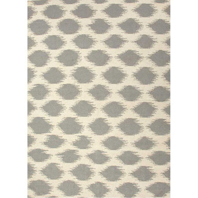 Maroc Nyasha Antique White/Medium Gray Area Rug