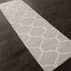 Maroc Delphine Medium Gray Runner Rug
