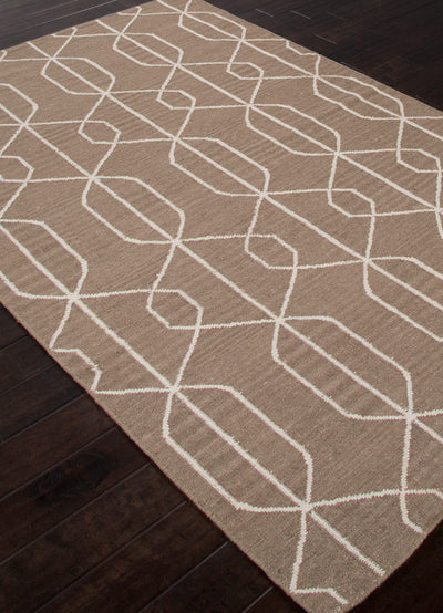 Maroc Naima Gray Brown Area Rug