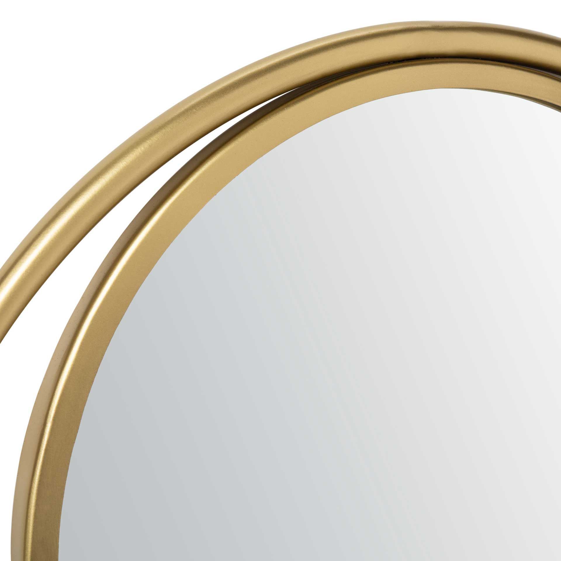 Wodoli Mirror Brushed Brass