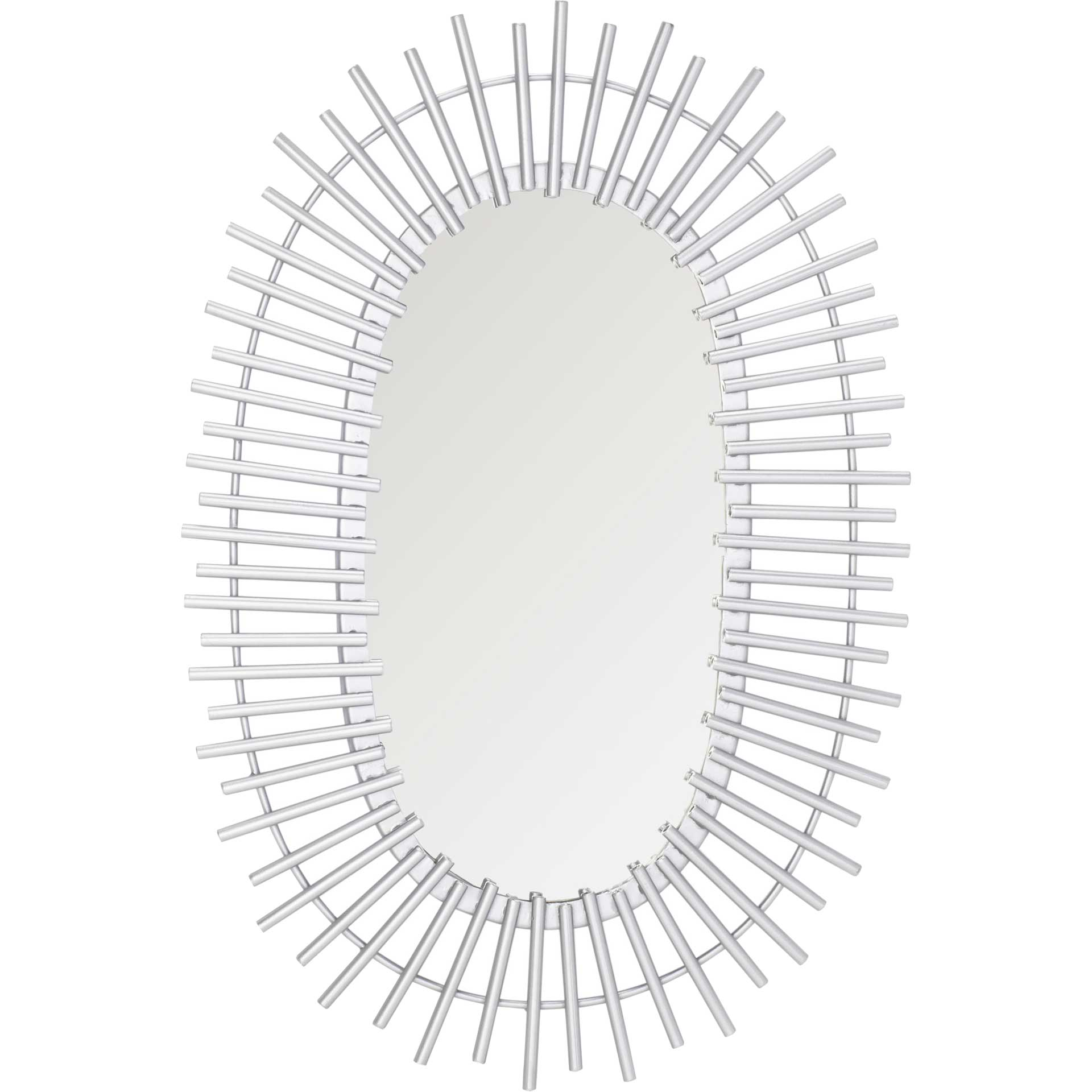 Valiant Mirror Silver