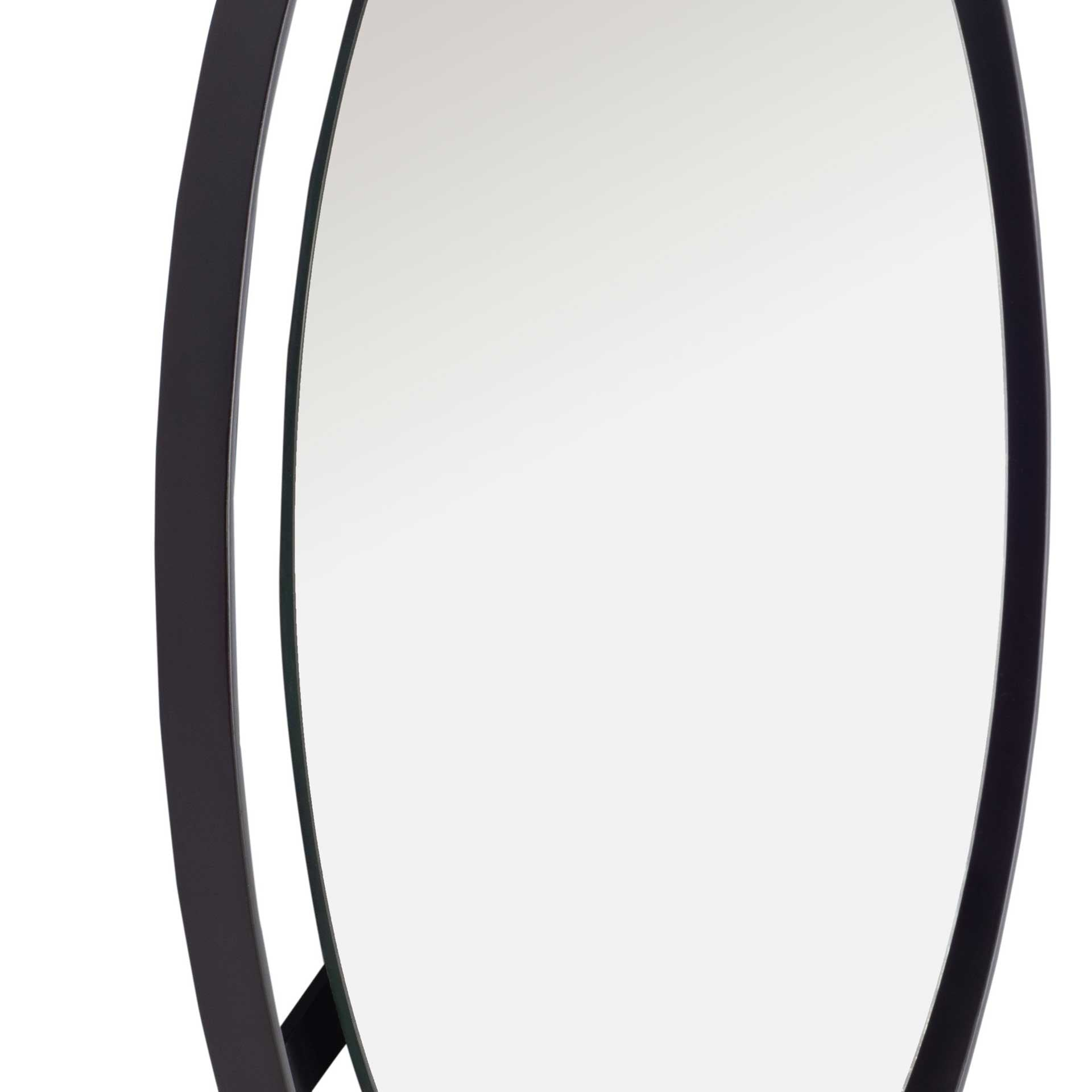 Rarity Mirror Matte Black