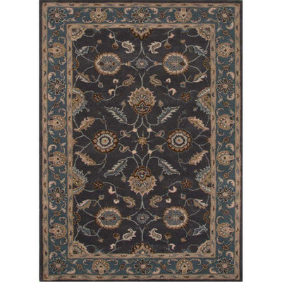 Mythos Maia India Ink/Tapestry Area Rug