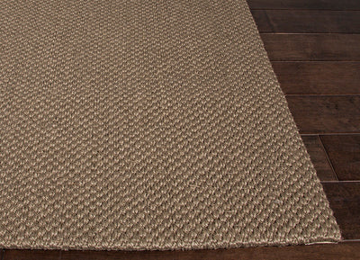 Naturals Naples Charcoal Gray/Edge Area Rug