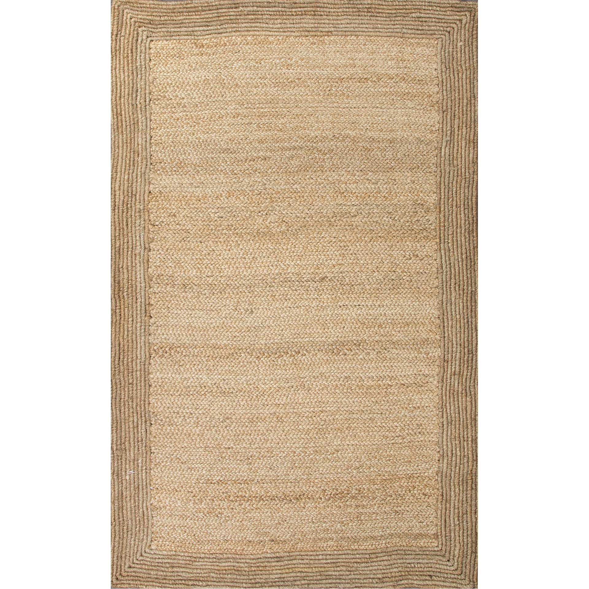 Naturals Aboo Natural Silver Area Rug