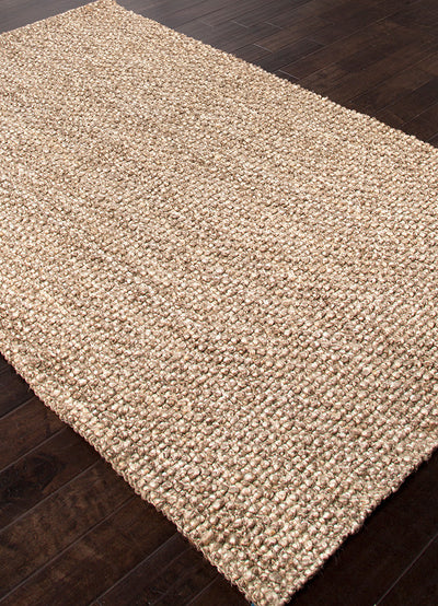 Naturals Abrigail Natural Silver Area Rug