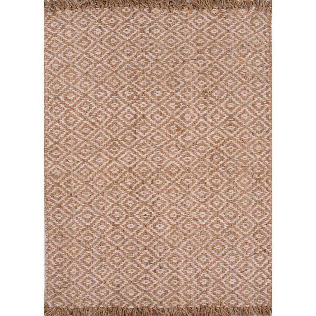 Naturals Tobago Ono Warm Sand/Sand Shell Area Rug