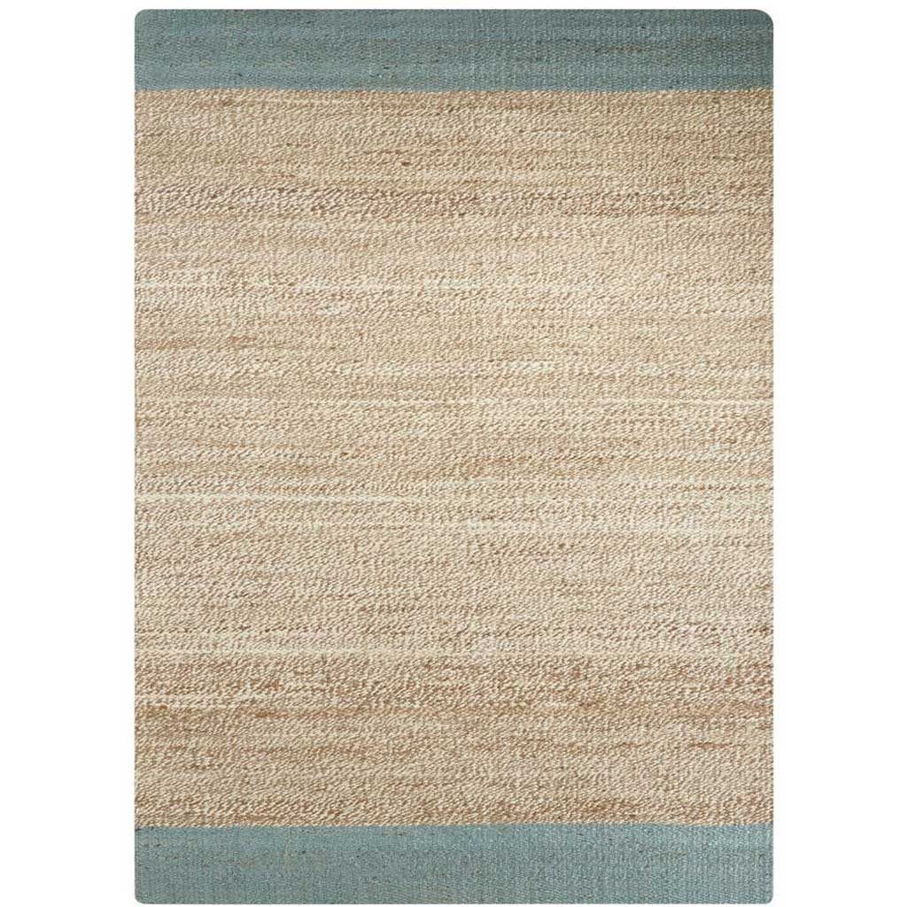 Naturals Tobago Mallow Blue/Natural Area Rug