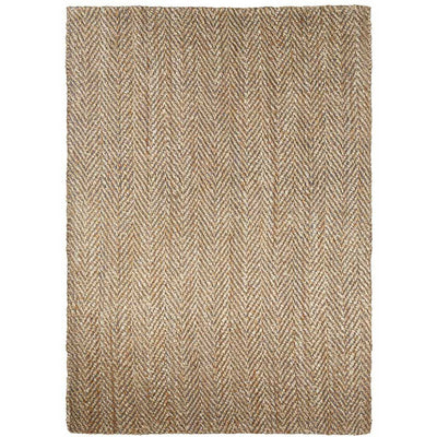 Naturals Tobago Hoopes Brown/Natural Area Rug