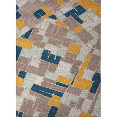 National Geographic Homestead Elephant Skin/Tinsel Area Rug