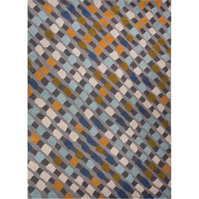 National Geographic Semis Cloud Burst/Pewter Area Rug
