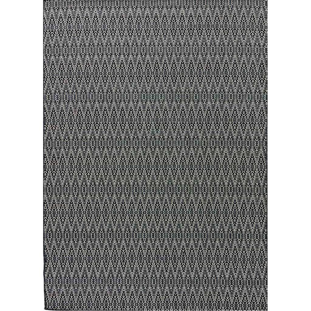 Nirvana Crover Gray/Black Area Rug