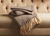 National Geographic Ng-26 White Swan/Fungi Throw