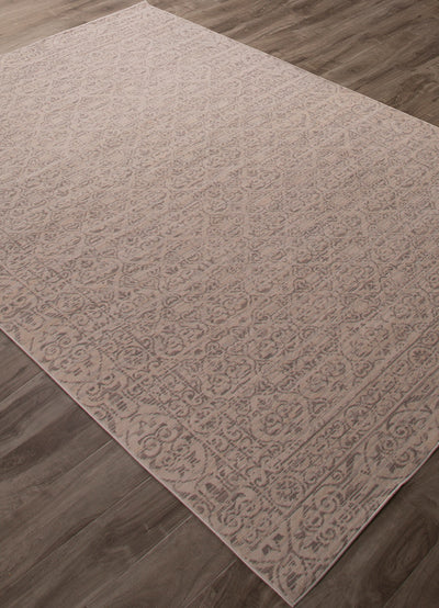 Nysea Bellanau Ivory/Gray Area Rug