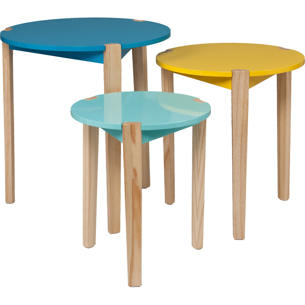 Quincey Accent Table (Set of 3)