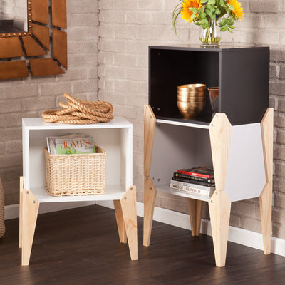 Ottico Stackable Table (Set of 3)