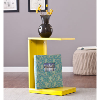 Bocks End Table Citrine