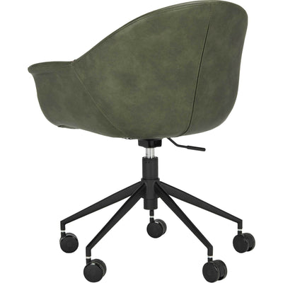 Emanuel Office Chair Green/Black
