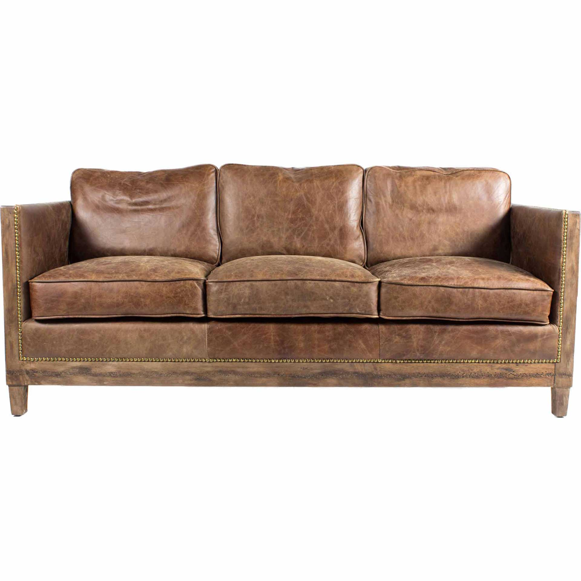 Dante Sofa Light Brown