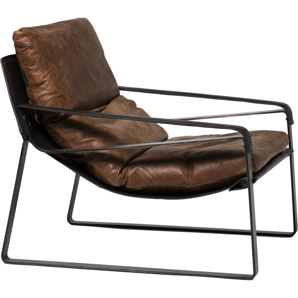 Conley Club Chair Brown