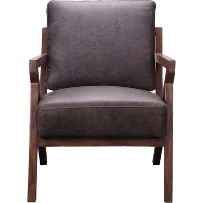 Drift Arm Chair Antique Ebony