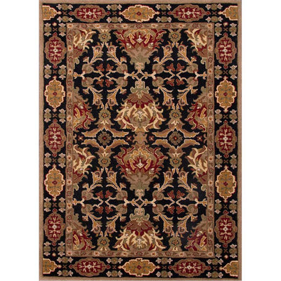 Poeme Massiel Ebony Area Rug