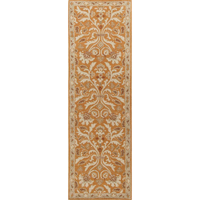 Poeme Corsica Amber Glow Runner Rug