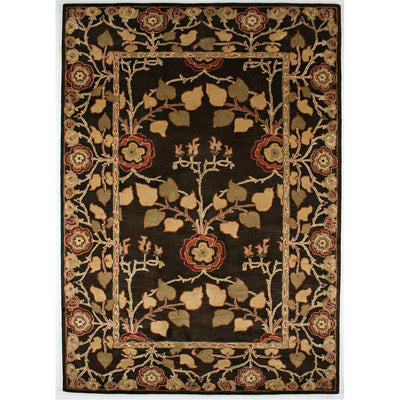 Poeme Rodez Deep Charcoal Area Rug