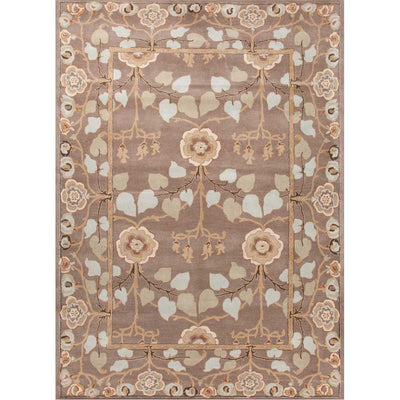 Poeme Rodez Dark Gray Area Rug