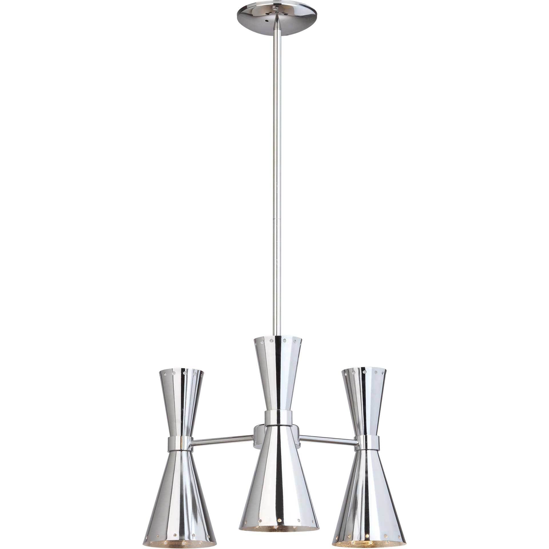 Elliott Adjustable Pendant Chrome