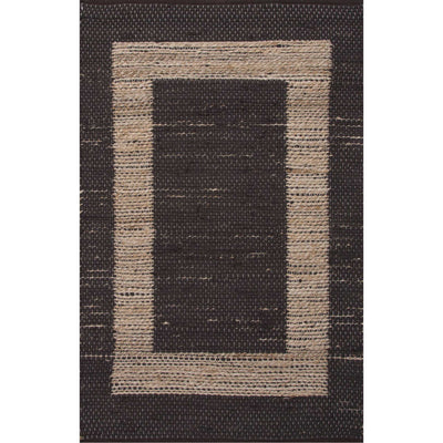 Prime Plus Pradesh Brown Stripe/Natural Area Rug