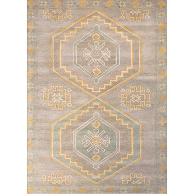 Preston Jameson Gray/Blue Area Rug