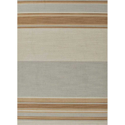 Pura Vida Kingston Fog/Light Gold Area Rug