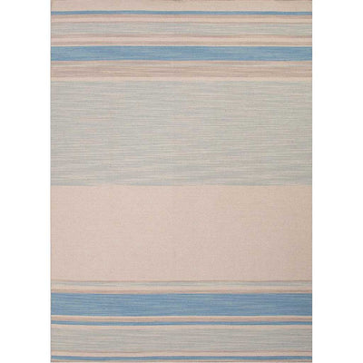 Pura Vida Kingston Pastel Blue/White Ice Area Rug