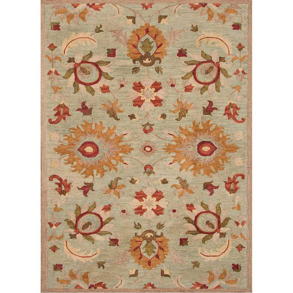 Reverie Reflection Bog/Wood Thrush Area Rug