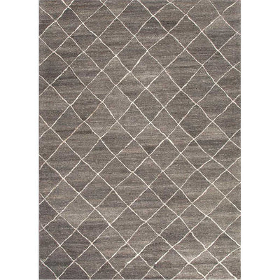 Riad Gem Charcoal Slate Area Rug