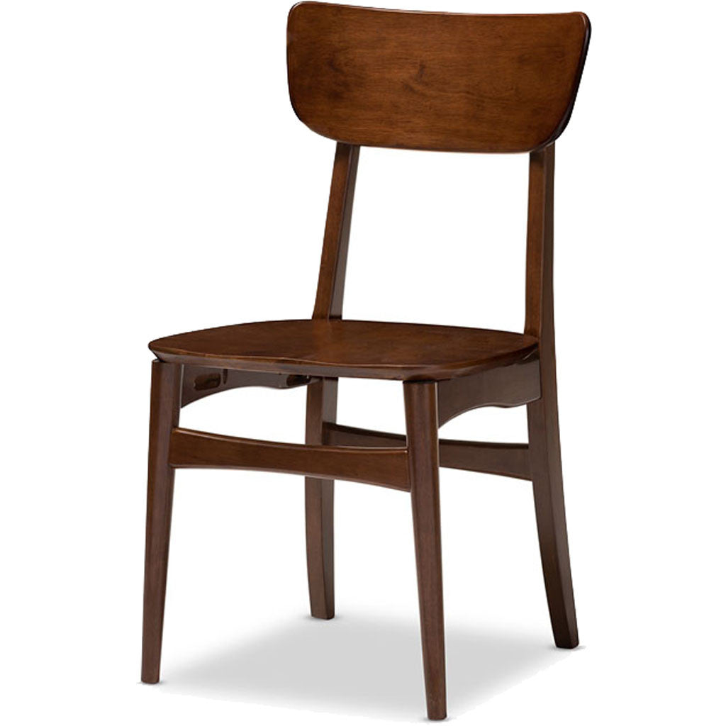 Norfolk Chair Walnut (Set of 2)