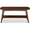 Stuttgard Coffee Table Dark Walnut