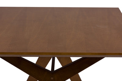 Luther Dining Table Walnut