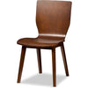 Edward Chair Walnut (Set of 2)