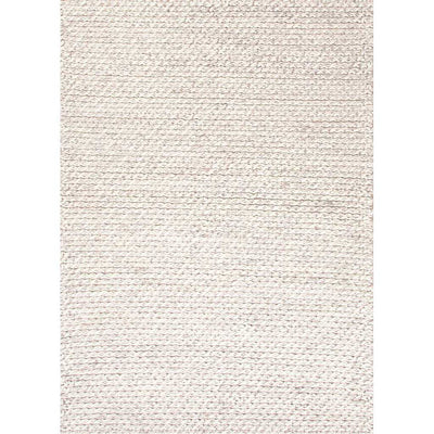 Scandinavia Alta Natural White Area Rug